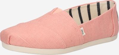 TOMS Loafer 'ALPARGATA' värissä vaaleanpunainen, Tuotenäkymä