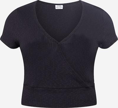 Tricou 'TONYA' Cotton On Curve pe negru, Vizualizare produs