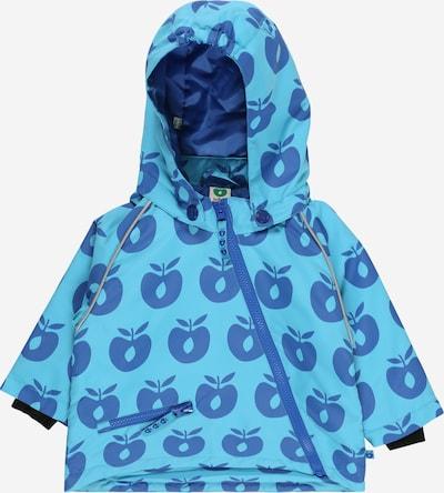 Småfolk Prehodna jakna | marine / svetlo modra barva, Prikaz izdelka