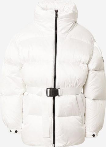 TOMMY HILFIGER Zimná bunda - biela
