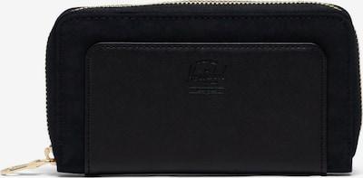 Herschel Portemonnaie 'Thomas' in schwarz, Produktansicht