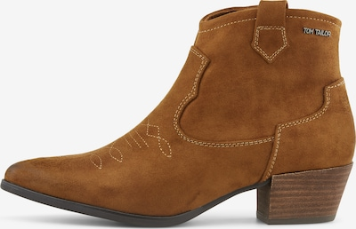 TOM TAILOR Boots in braun, Produktansicht