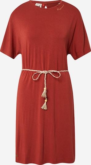 Ragwear Letní šaty 'KASS' - rezavě hnědá, Produkt