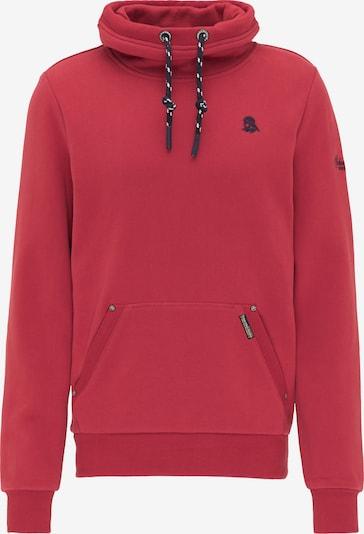Schmuddelwedda Sweatshirt in de kleur Rood, Productweergave