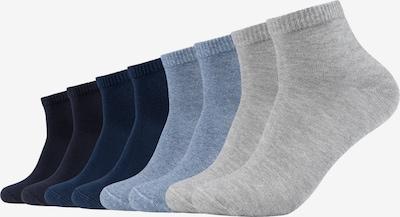 s.Oliver Socken in blau / grau, Produktansicht