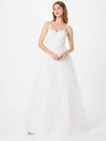 MAGIC BRIDE Večerné šaty - Béžová