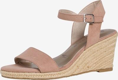 TAMARIS Páskové sandály - starorůžová, Produkt