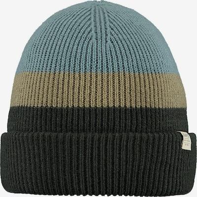 Barts Mütze in creme / opal / oliv / dunkelgrün / schwarz, Produktansicht
