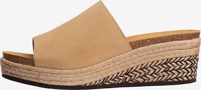SCHOLL Sandale 'MALAGA' in beige, Produktansicht