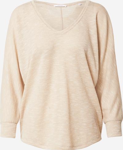 OPUS Široka majica 'Sunshine' | svetlo bež barva, Prikaz izdelka
