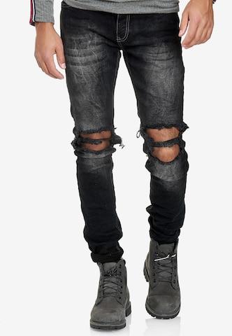 Redbridge Jeans Tokio in Schwarz