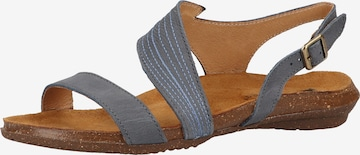EL NATURALISTA Sandale in Blau