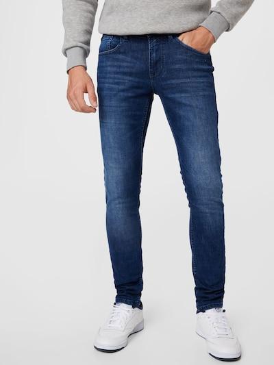 TOM TAILOR DENIM Jeans 'CULVER' in dunkelblau, Modelansicht