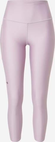 Pantaloni sport de la UNDER ARMOUR pe mov