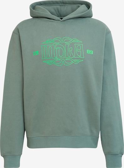 Magdeburg Los Angeles Sweatshirt in grün, Produktansicht