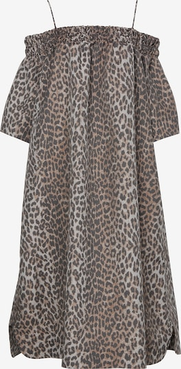 ZOE KARSSEN Kleid in beige / braun / schwarz, Produktansicht