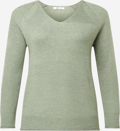 Z-One Sweater 'Marle' in Light green, Item view