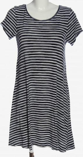 Accessorize Kurzarmkleid in S in schwarz / weiß, Produktansicht