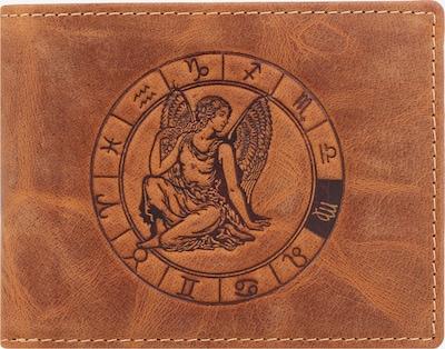 GREENBURRY Portemonnee in de kleur Bruin: Vooraanzicht