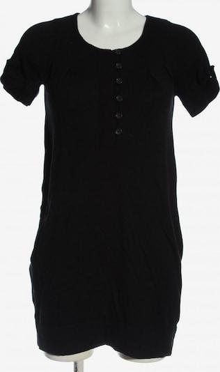 BRUUNS BAZAAR Strickkleid in S in schwarz, Produktansicht