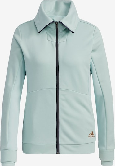 ADIDAS PERFORMANCE Trainingsjacke 'U4U' in mint, Produktansicht