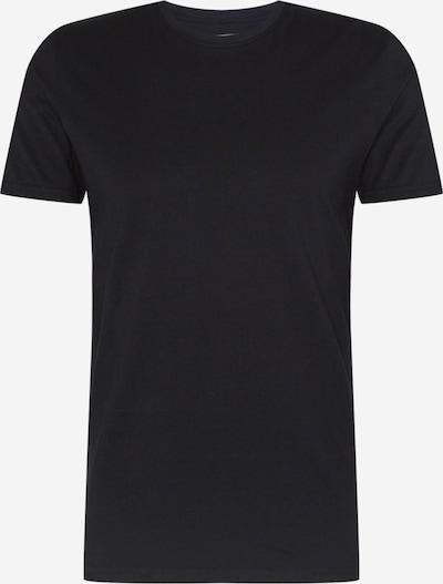 !Solid T-Shirt 'Rock Organic' en noir, Vue avec produit