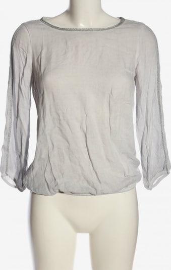 monari Langarm-Bluse in XS in hellgrau, Produktansicht