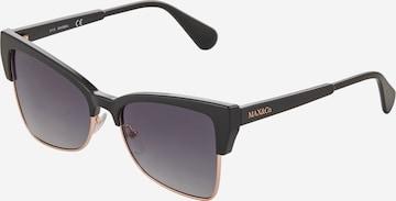 MAX&Co. Sonnenbrille in Schwarz