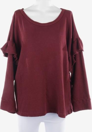 Current/Elliott Sweatshirt  in M in bordeaux, Produktansicht