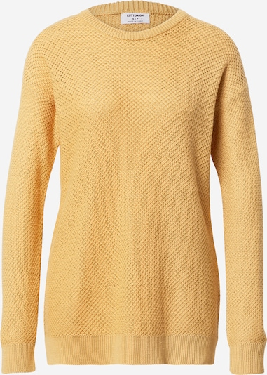 Cotton On Pullover 'Archy' in beige, Produktansicht