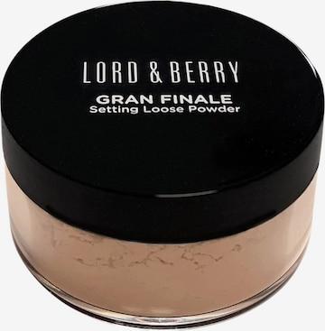 Lord & Berry Puder 'Setting Loose' in Braun