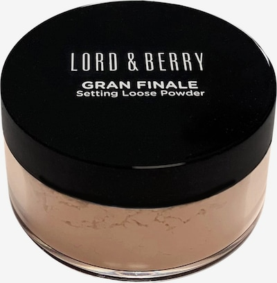 Lord & Berry Puder 'Setting Loose' in, Produktansicht