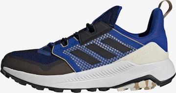 adidas Terrex Wanderschuh in Blau
