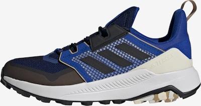 ADIDAS PERFORMANCE Wanderschuh in blau / schwarz / weiß, Produktansicht