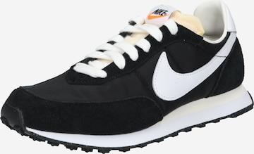 Nike Sportswear Trainers 'Nike Waffle Trainer 2' in Black