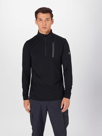 BRUNOTTI Sporttrui in de kleur Zwart, Modelweergave
