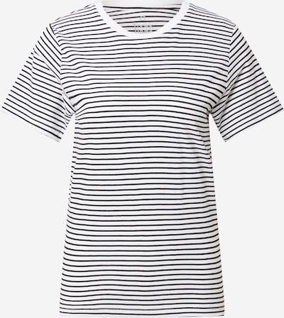 ThokkThokk Camiseta en negro / blanco, Vista del producto