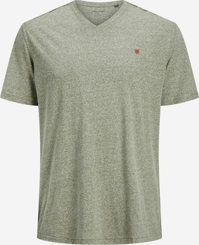 JACK & JONES T-Shirt en vert pastel / vert clair, Vue avec produit