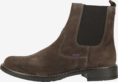 RICHTER Laarzen in de kleur Grijs, Productweergave