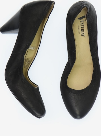 Venturini Milano High Heels & Pumps in 40 in Black