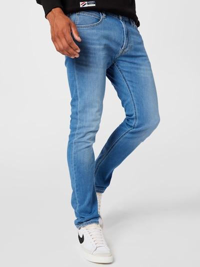 Lee Jeans 'LUKE' in blue denim, Modelansicht