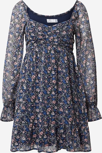 HOLLISTER Dress in Blue / Mixed colours, Item view