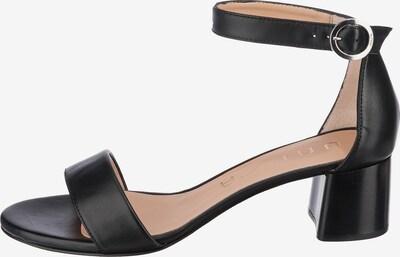 UNISA Sandalette in schwarz, Produktansicht