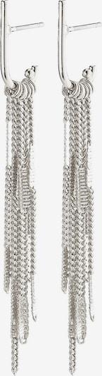 Pilgrim Uhani 'Kaylee' | srebrna barva, Prikaz izdelka
