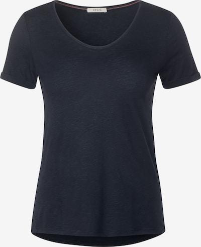 CECIL T-Shirt in marine, Produktansicht