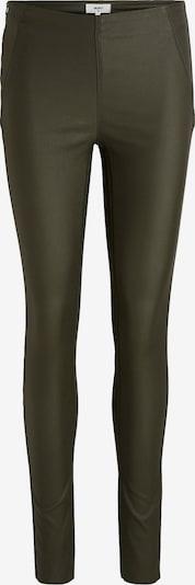 OBJECT Leggings 'OBJBELLE' in khaki, Produktansicht