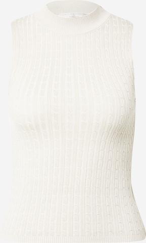 smėlio Guido Maria Kretschmer Collection Megzta palaidinė be rankovių 'Dunja'