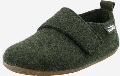 Living Kitzbühel Slippers in Dark green, Item view