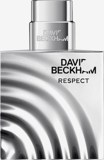 David Beckham Eau de Toilette 'Respect' in transparent, Produktansicht