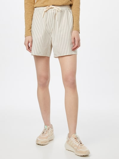Marc O'Polo DENIM Shorts in creme / taupe, Modelansicht
